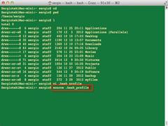 Ubuntu如何使用source命令执行文件