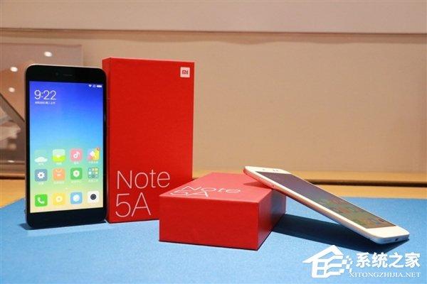 红米Note 5A真机现场图赏:699元性价比屠夫