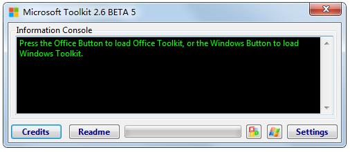 Microsoft Toolkit(Office2016激活工具) V2.6.5 绿色版