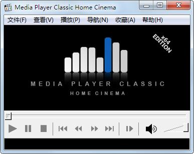 MPC-HC(mpc播放器) x64 V1.7.13.89 绿色版