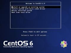 CentOS 6.1 i386官方正式版系统(32位)