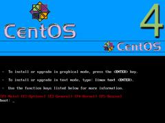 CentOS 4.2 i386官方正式版系统(32位)