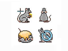 顽皮小老鼠