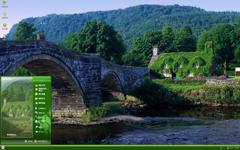 爱尔兰绿色乡村xp主题
