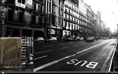 复古罗马街头xp主题