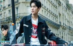 阳光型男杨洋时尚街拍Win7主题