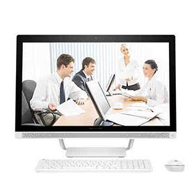 8K惠普触摸商用一体机电脑:i5-7400T/GeForce 930MX 4GB独显