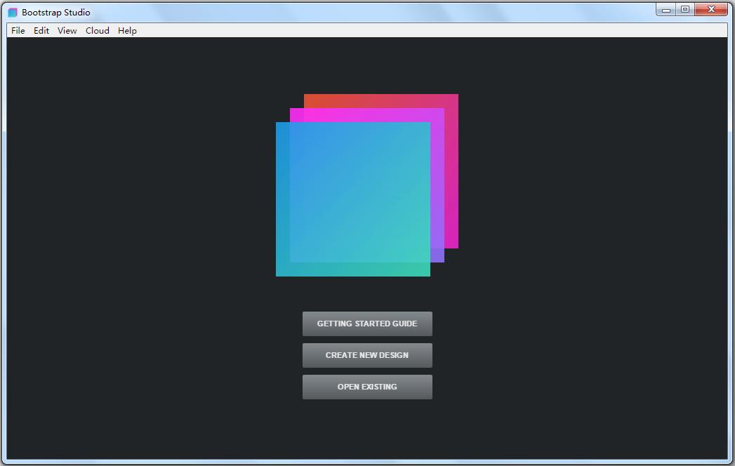 Bootstrap Studio(网页设计软件) V4.1.2 英文版