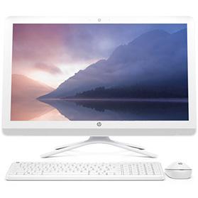 i3-7100双核/4G/NVIDIA GT920MX 2G独显惠普一体机电脑