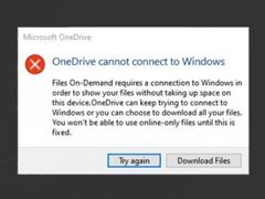 Win10 20H1更新致OneDrive无法同步:暂时可用内置工具处理